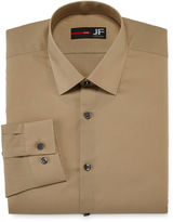 Jf J.Ferrar JF Easy-Care Solid Dress Shirt - Big & Tall