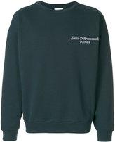Gosha Rubchinskiy branded sweatshirt - men - Cotton - S