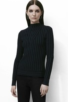 J Brand Page Sweater in Navy