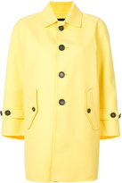 DSQUARED2 car coat - women - Cotton - 38