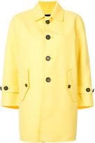 DSQUARED2 car coat