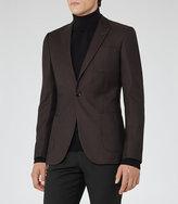 Reiss Brickel Slim Wool Blazer