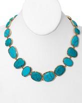 """Lauren Ralph Lauren Pink Sands Collar Necklace, 16"""""""