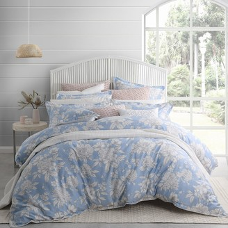Private Collection Bennelong Sky King Bed Quilt Cover Set