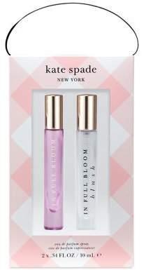 Kate Spade In Full Bloom 2-Piece Eau de Parfum Travel Spray Set