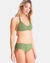 Seafolly Active Swim Ruched Hipster Bikini Pants
