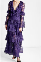 Elie Saab Lace Dress