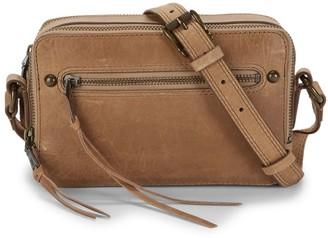 Frye Leather Camera Bag
