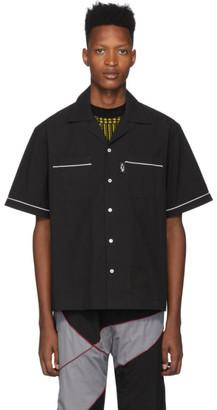 Liam Hodges Black Bowling Shirt