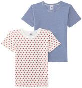 Petit Bateau Pack of 2 T-shirts