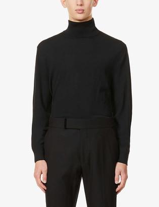Tom Ford Turtleneck regular-fit wool jumper