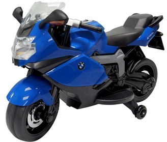 Best Ride on Cars BMW Motorcycle 12V Blue