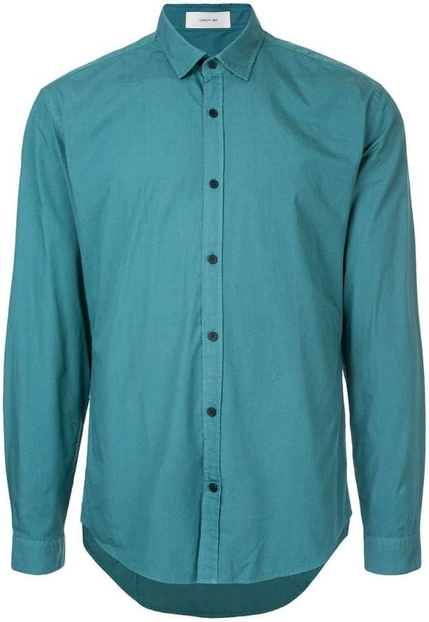Cerruti classic long-sleeved shirt