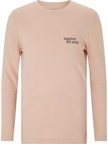 John Lewis Childrens' Against All Odds Long Sleeve T-Shirt