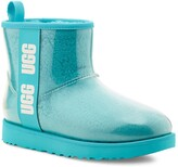 Thumbnail for your product : UGG Classic Mini Waterproof Clear Boot
