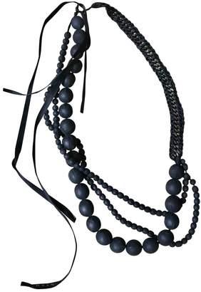 Marni \N Black Ceramic Long necklaces