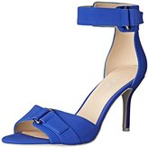 Nine West Women's Gainey Synthetic Heeled Sandal