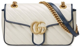 Gucci small GG Marmont shoulder bag
