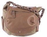 Isabel Marant Suede & Leather Crossbody Bag