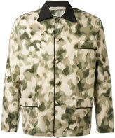 Emiliano Rinaldi camouflage pyjama shirt - men - Cotton/Polyurethane - 46