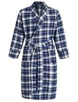 Latuza Men's Cotton Flannel Robe XXL