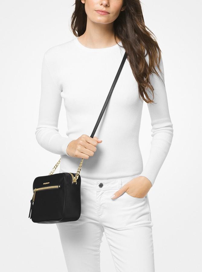 f03ed495fa2cb0 Michael Kors Nylon Bag - ShopStyle