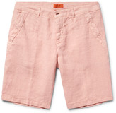 Barena - Linen Shorts