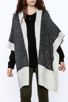 Bishop + Young Colorblock Blanket Cardigan