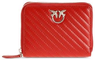 Pinko Love zip wallet