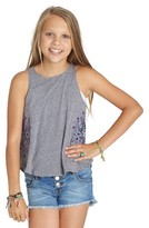 Billabong Girl's Groovy Placement Graphic Tank