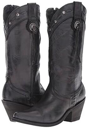 Old Gringo Xichu (Black) Cowboy Boots