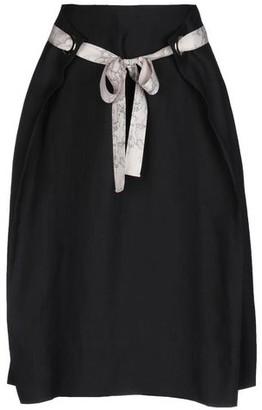 Alviero Martini 3/4 length skirt