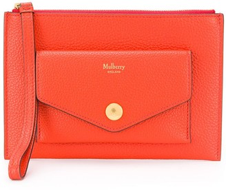 Mulberry Classic Wristlet Pouch