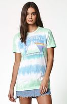 Liquid Blue Pink Floyd Tie-Dye T-Shirt