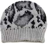Stella McCartney Intarsia Knit Wool Beanie w/ Tags