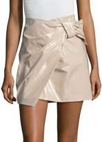Isabel Marant Women's Jupe Anders Romy Trench Skirt