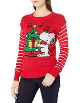 Peanuts Women's Ugly Christmas Sweater