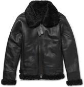Jil Sander - Shearling Jacket