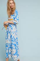 Maeve Belted Kimono Dress