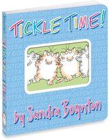 Bed Bath & Beyond Tickle Time!: A book by Sandra Boynton