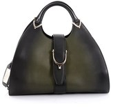 Gucci Pre-owned: Stirrup Top Handle Bag 1921 Leather Large.