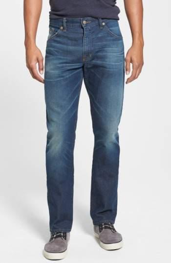 Raleigh Denim 'Jones' Slim Straight Fit Jeans