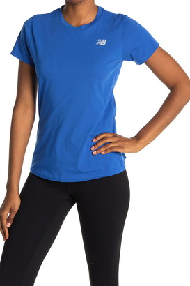New Balance Relentless Crew Neck T-Shirt