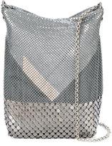 Laura B chain strap shoulder bag