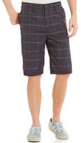 Hurley Granada Plaid Shorts