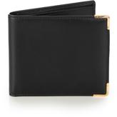 Smythson Hampstead six CC bi-fold wallet
