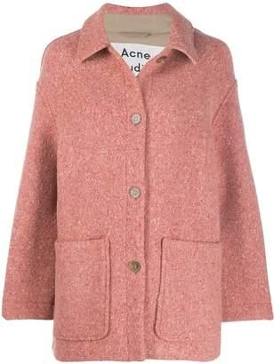 Acne Studios cocoon oversized coat