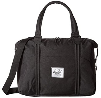 Herschel Supply Co. Kids Strand Tote Sprout Diaper Bag (Black) Diaper Bags