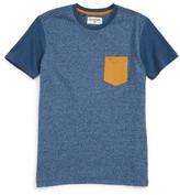 Billabong Boy's Zenith Pocket T-Shirt