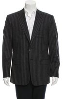 Versace Wool Two-Button Blazer w/ Tags